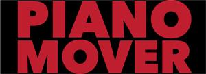 The Piano Mover Man Melbourne Logo