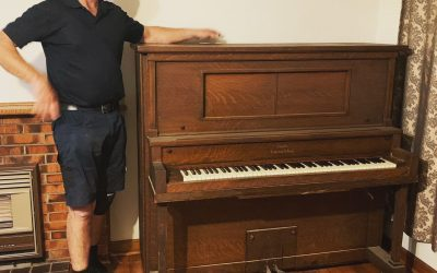 Is your piano mover actually a piano mover?